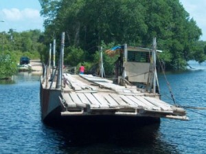 Closed for repairs: The Ministry of Works is  rehabilitating the Copper Bank/Chunox Ferry in the Corozal district. It will soon closing the larger Pueblo Viejo ferry for repairs.