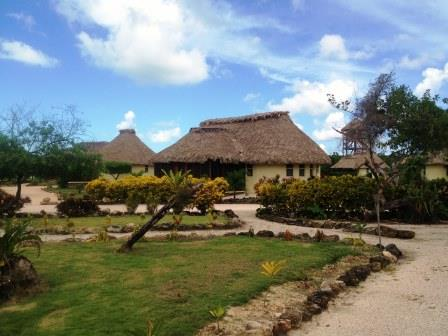 Our casita at Orchid Bay, until tomorrow when we head off for San Ignacio.