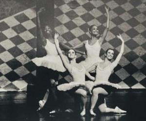 Rose Alcantara, upper right.