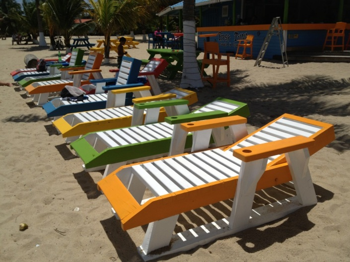 Belize beach chair, I know you are calling my name -- and I hear you. Next week, I primise.