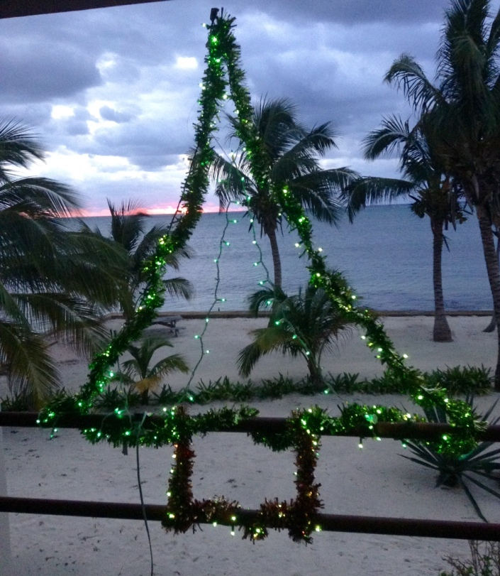Happy holidays, from Bound for Belize!
