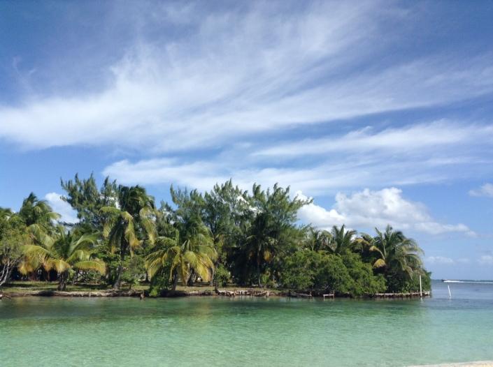 San Pedro, Ambergris Cay, Beliz.