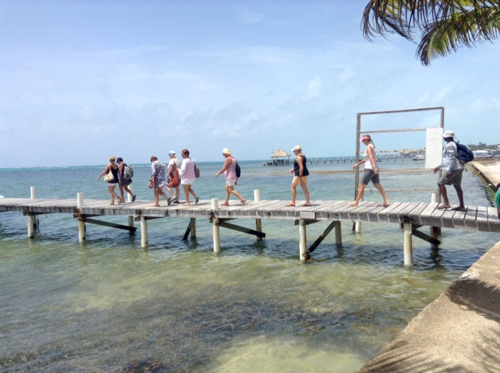 Heigh-ho, heigh-ho! It's off to the Caye Caulker Lobsterfest we go!