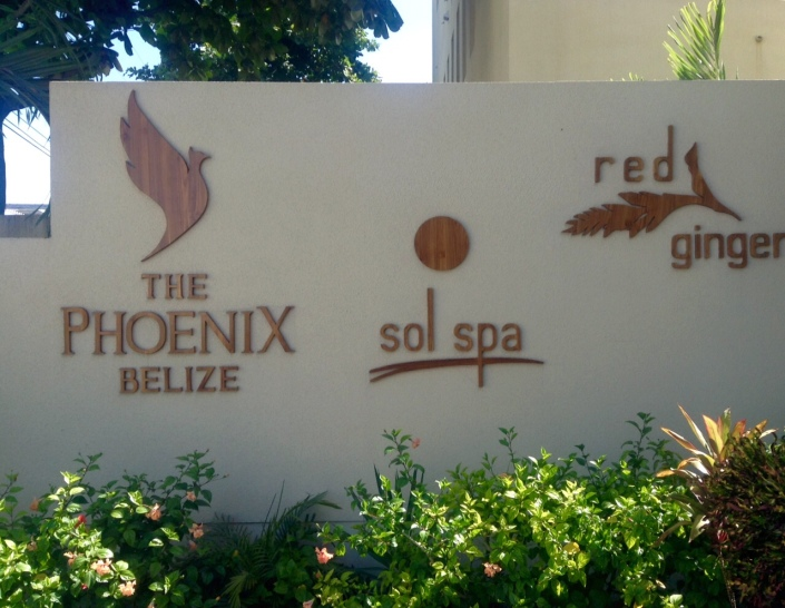 Both the Phoenix resort and Red Ginger restaurant will be closing in September for Low Season.
