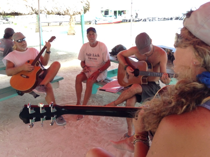 Simple pleasures: If you can happen upon some island musicians jamming on a Monday afternoon and think of it as a highlight of your day, you just might make it as an expat.