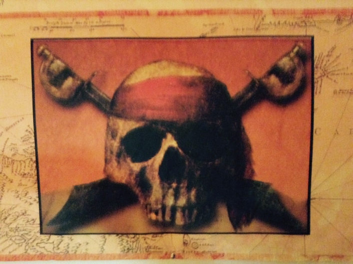Just a little something from the San Pedro House of Culture to get you into the pirate mood ....