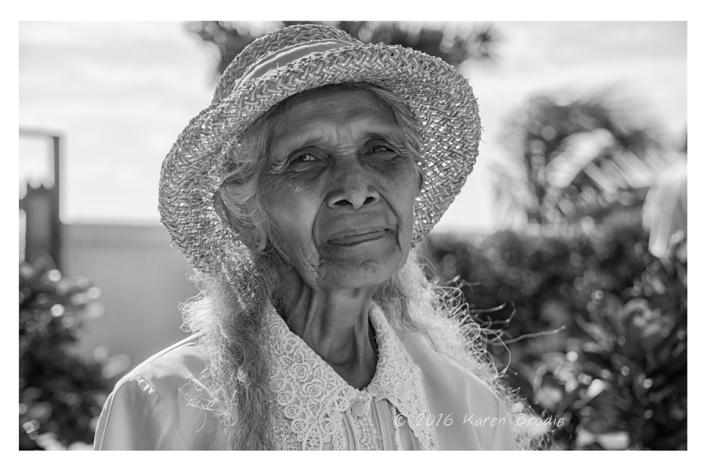 Miss Raquena (Photograph by Karen Brodie)
