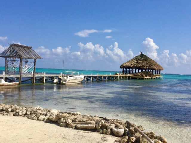 Ak'Bol Yoga Retreat and Eco Resort, Ambergris Caye, Belize.