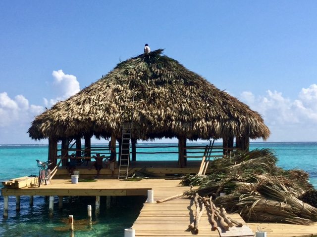 Ak'Bol Yoga Retreat and Eco Resort, Ambergris Caye, Belize.