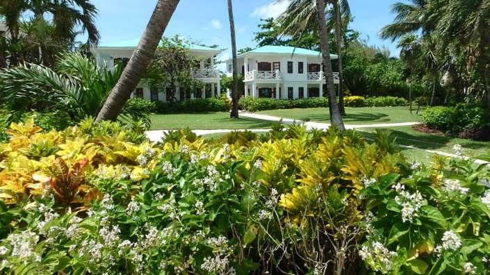 Victoria House, San Pedro Town, Ambergris Caye, Belize.